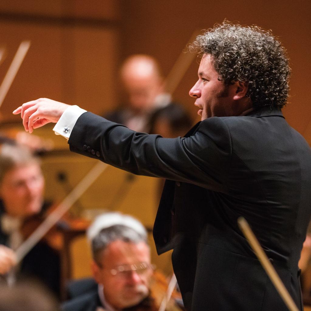 Dudamel Conducts Bruckner